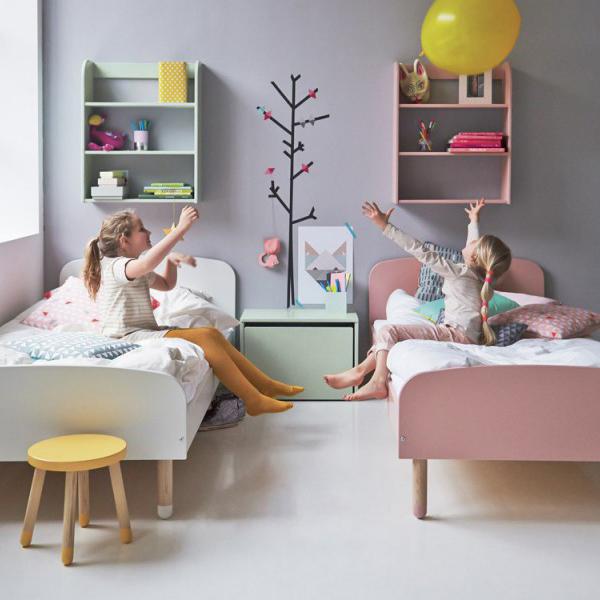 vaikų kambario interjeras