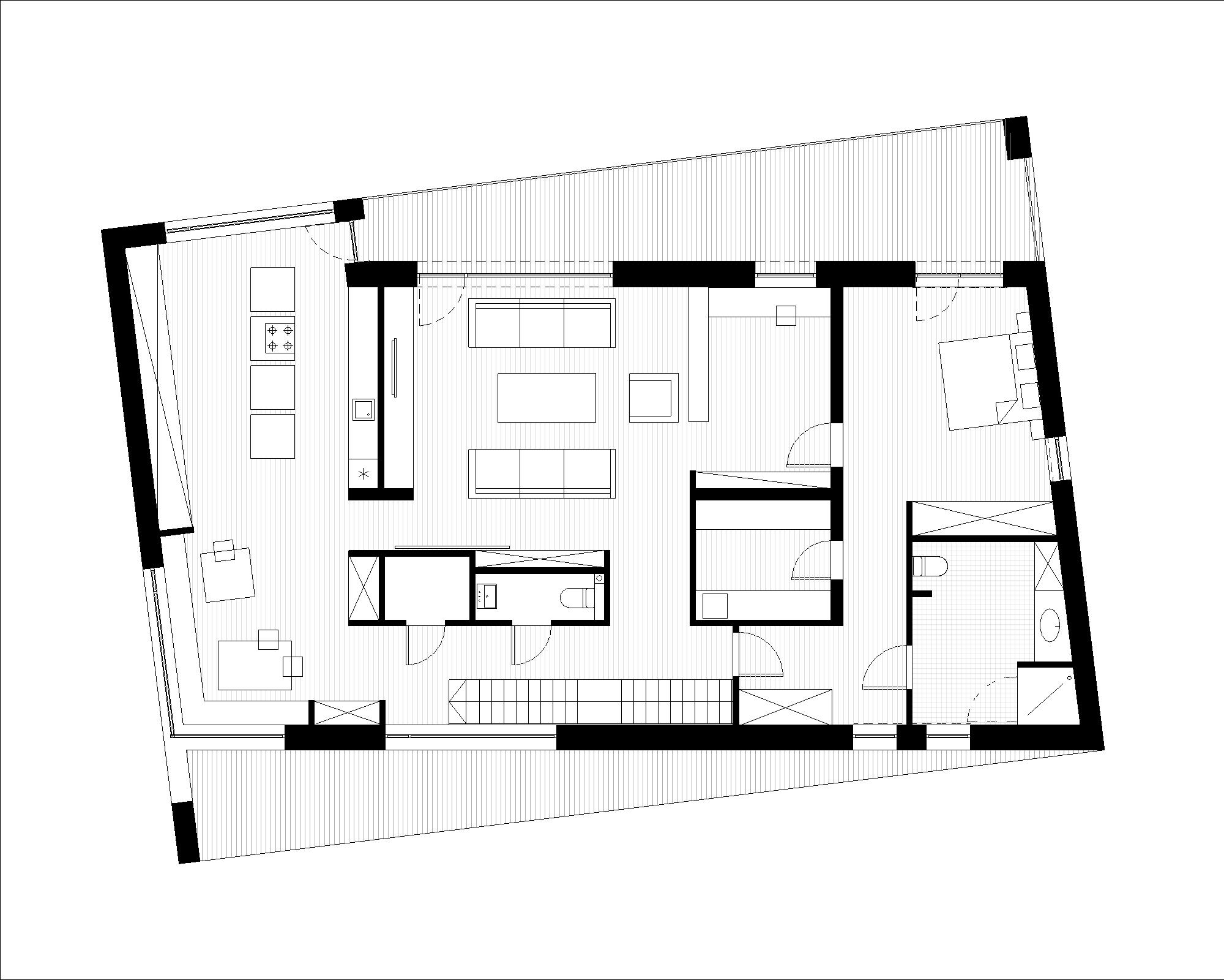 kubinio-metro-architektai_siaures-namas_2a-planas