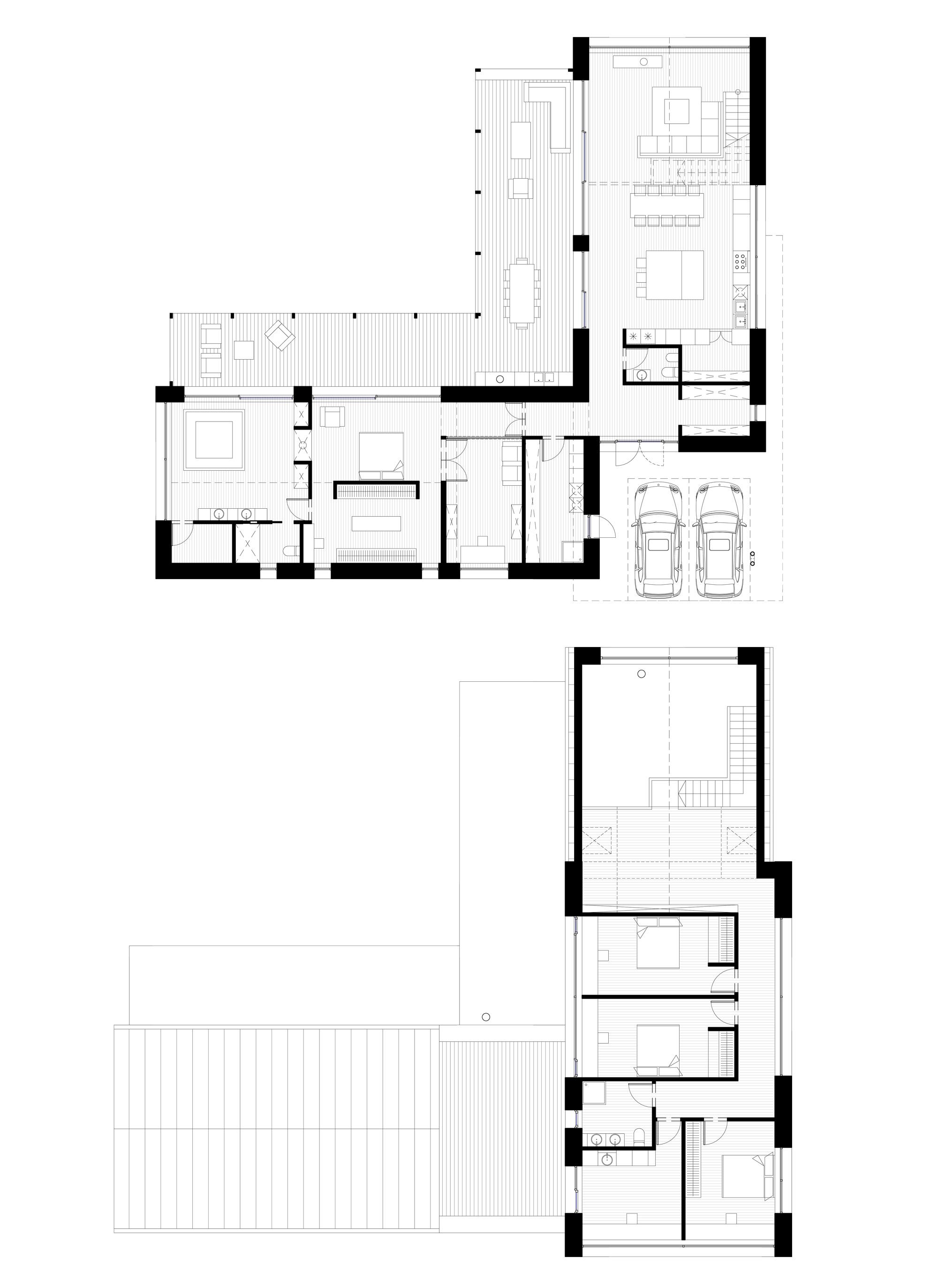 Kubinis-metras_Aurių-namas_Planai