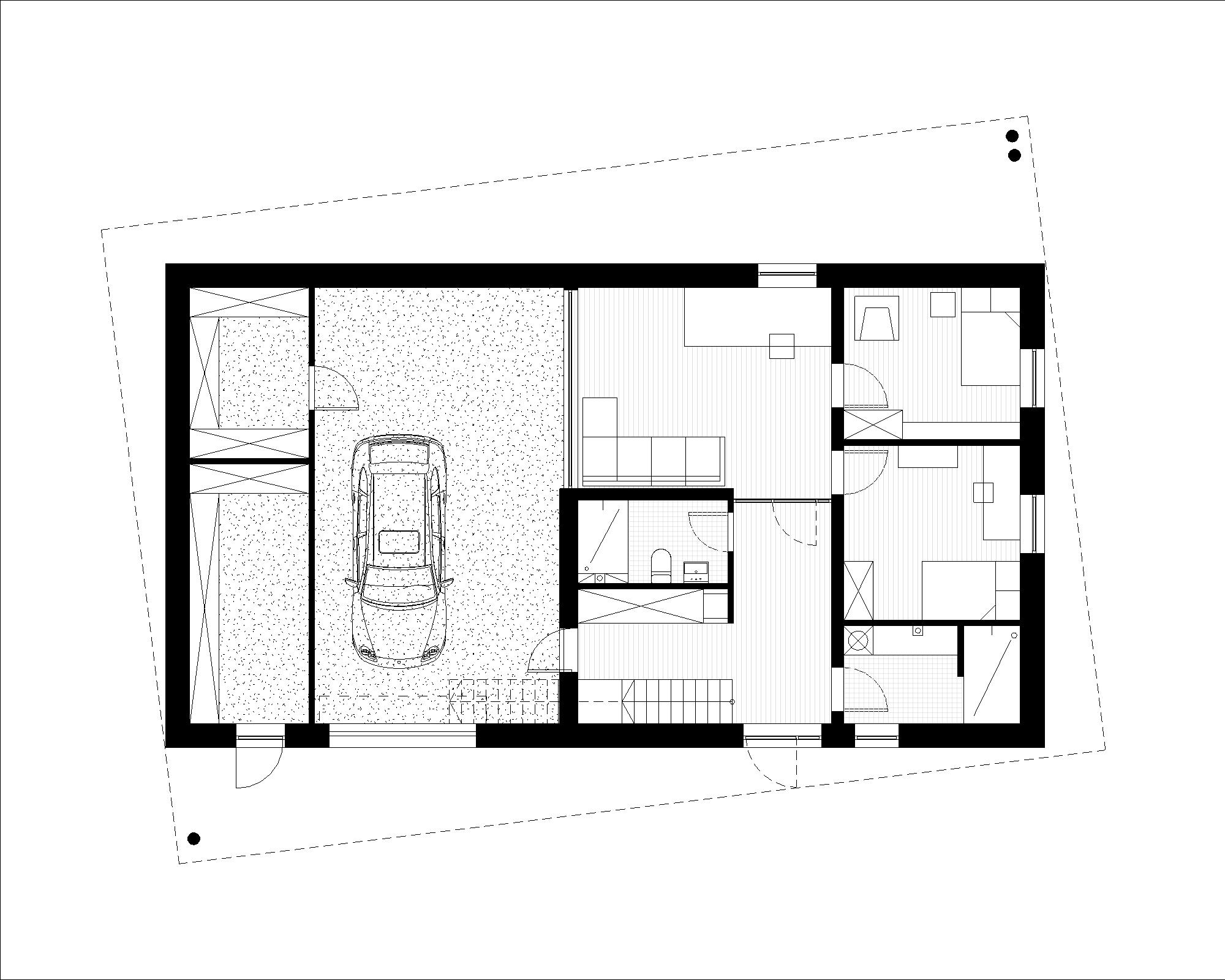 kubinio-metro-architektai_siaures-namas_1a-planas