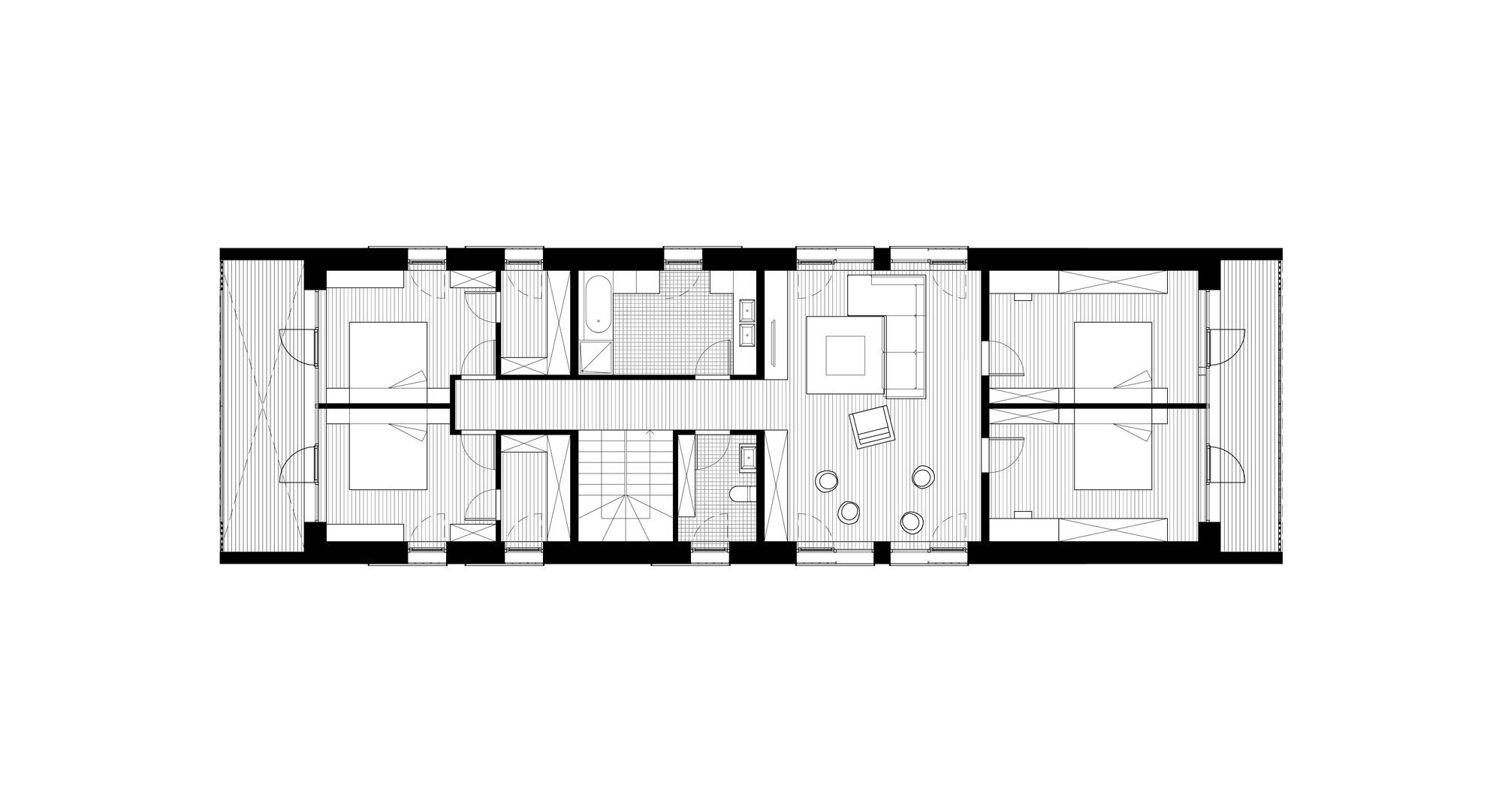 kubinis-metras_namas_2a-planas